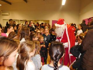 GOUTER de Noël de l'école !