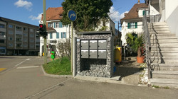6-Fach Briefkasten