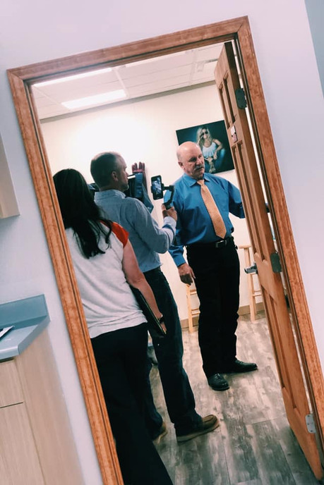 Tour on our teaching hospital!