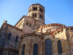 église d'issoire