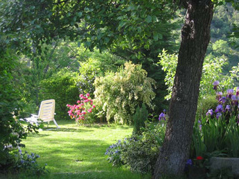 jardin 2gite prieure