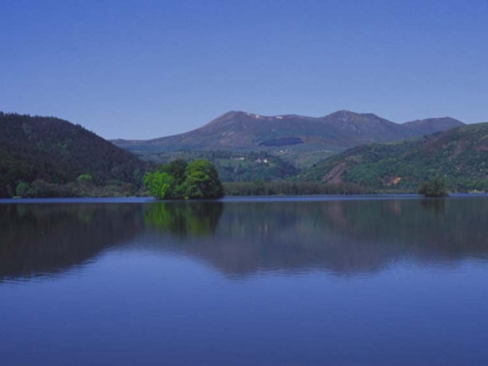 lac chambon et sancy
