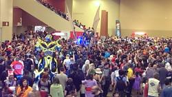 Pheonix Comic Con 2014