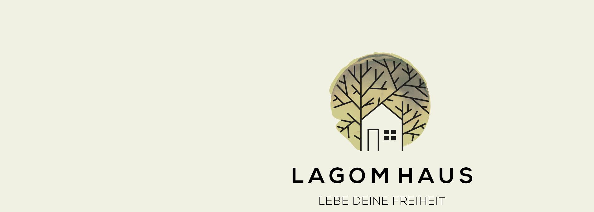 Titelbild Lagom Haus Logo