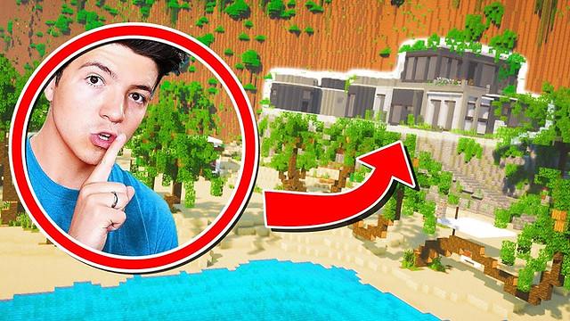 Preston's Secret Island