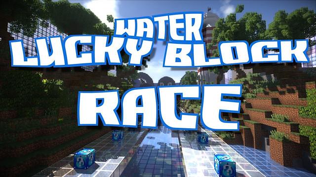 PopularMMOS - Water Lucky Block Race