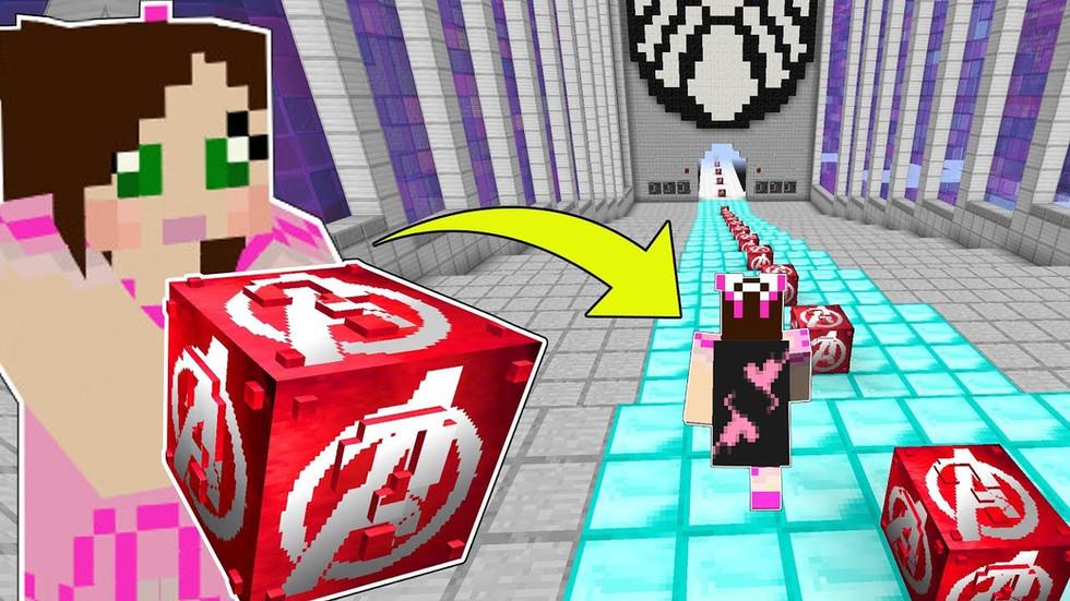 Avengers Lucky Block Race - Popular MMOS