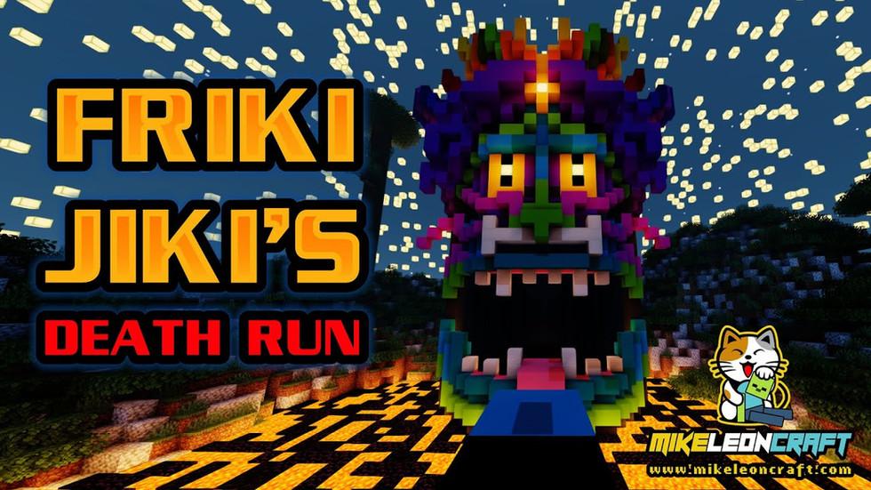 Friki Jiki's Death Run