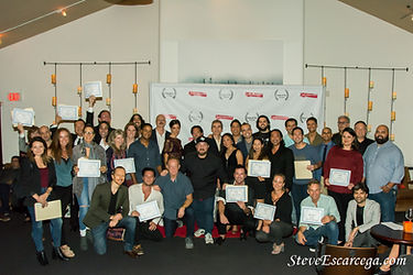 Marina del Rey Film Festival 2017 Group