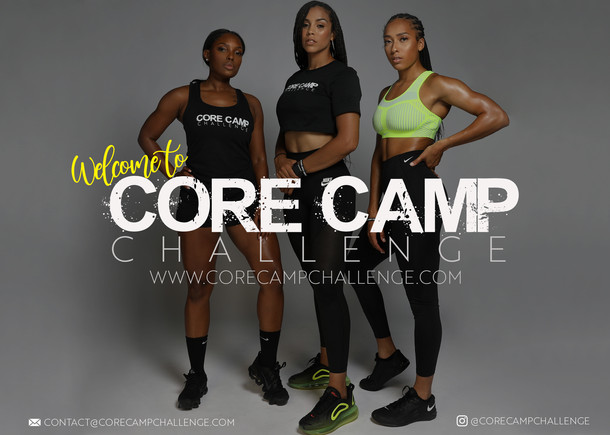 Welcome To Core Camp Challenge