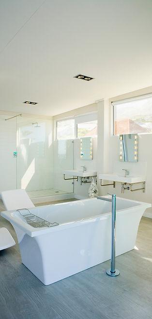 Freistehende Badewanne Badplanung Karlsruhe und Ettlingen