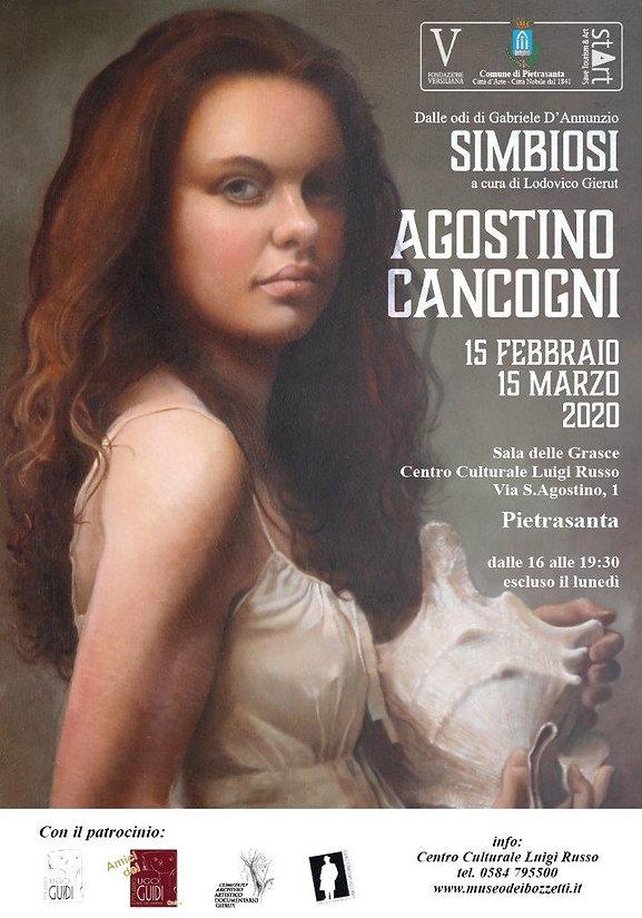 Manifesto mostra di Agostino Cancogni.jp