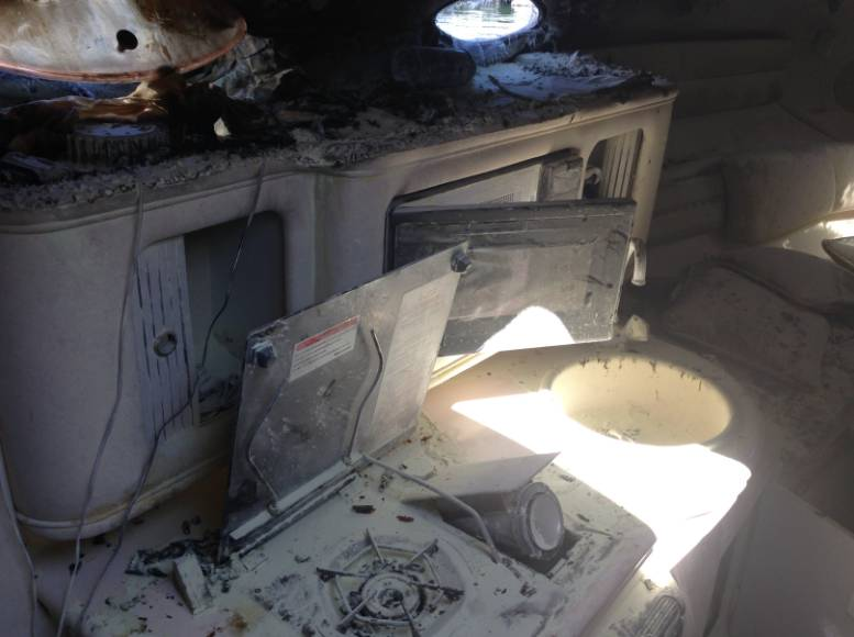 Fire Damage Repair SeaRay