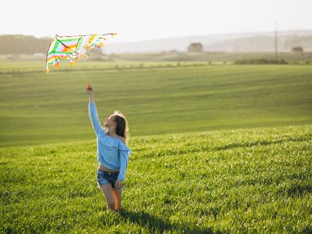 Volar muy alto...soñar en Grande