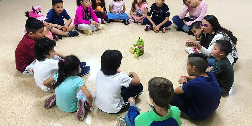 Inician Cursos de Mindfulness para Niños