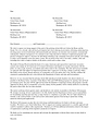 State-local stakeholder letter on polici