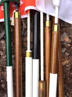 Woodie Flag Pole