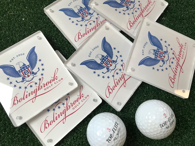 Customizable Tee Markers