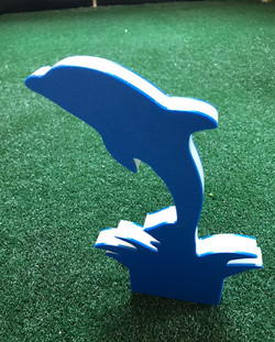 Tee Markers Dolphin