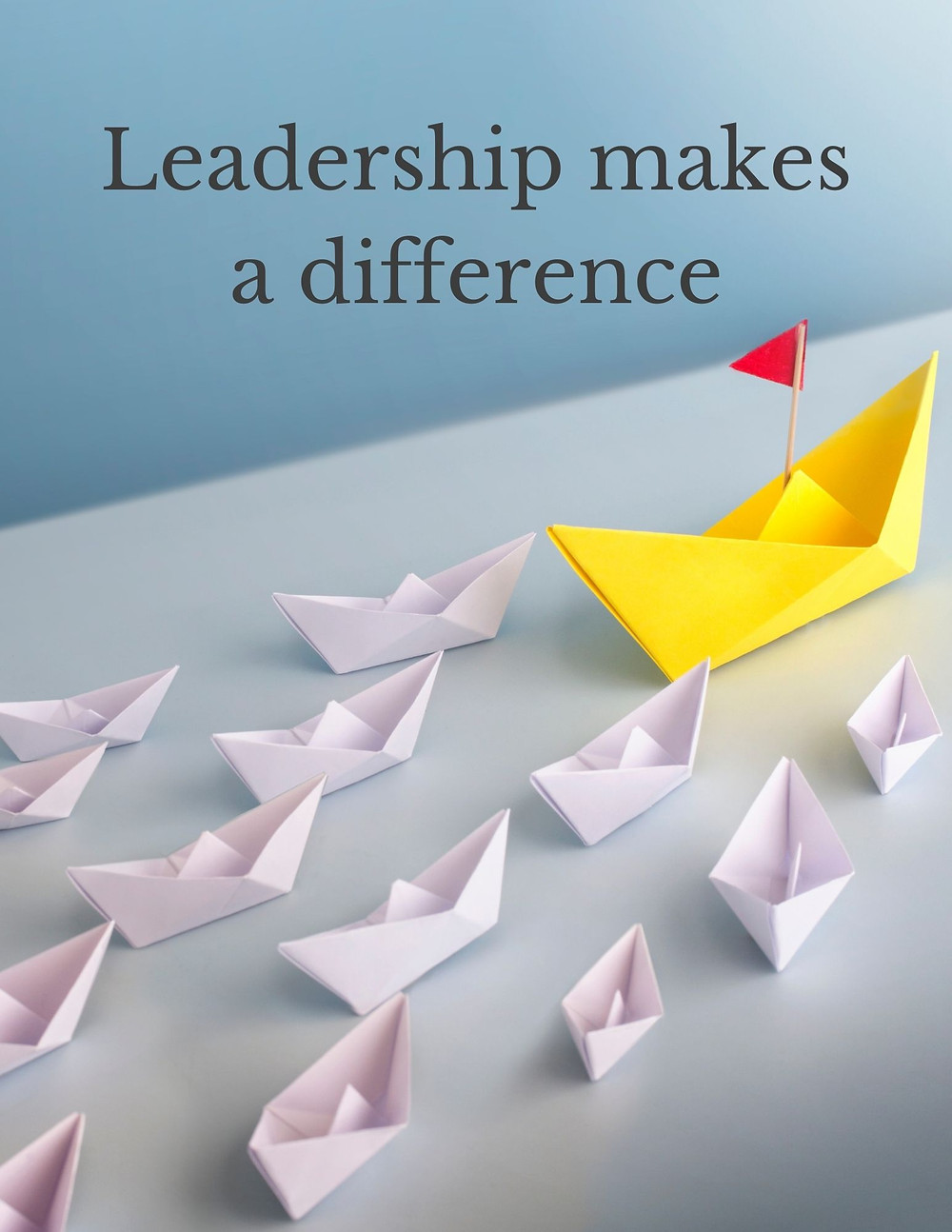 Leadership makes a difference