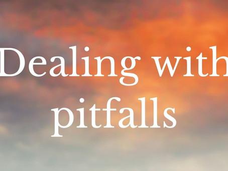 Dealing with pitfalls