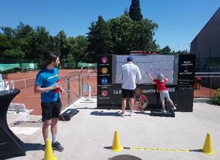 Le mur digital quelques photos du 24 Juin