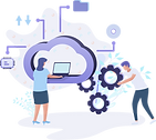 Step four is Cloud Nirvana, an alignment between Infrastructure and Product Development that empowers sustained infrastructure efficiency.