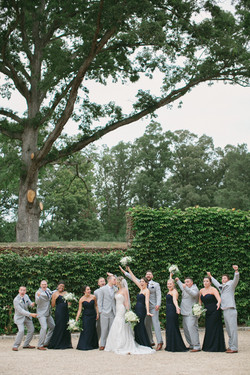 Bridal Party Celebration