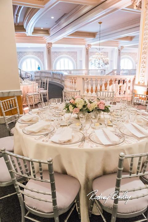 Chiavari Chairs & Columns