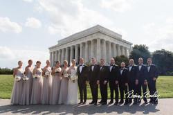 Washington Wedding The Bridal Party