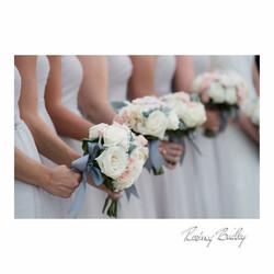 Beautiful Bridemaids' Bouquets