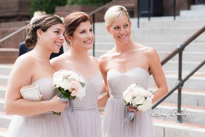 Bridesmaid Happiness