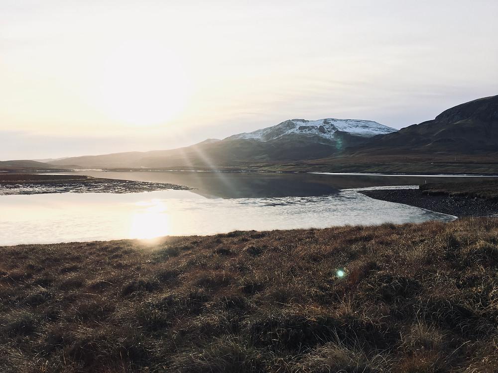 Storr Loch Isle of Skye
