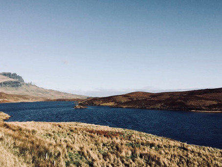 Trout Fishing On The Isle of Skye