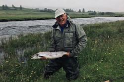 A river Snizort Salmon