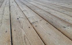 Teintures et scellants pour bois