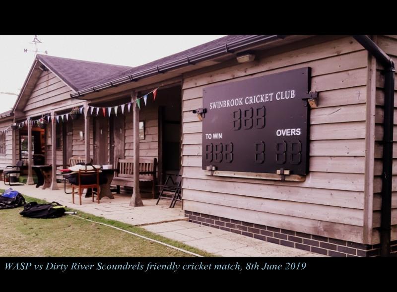 Cricket Match 8th June