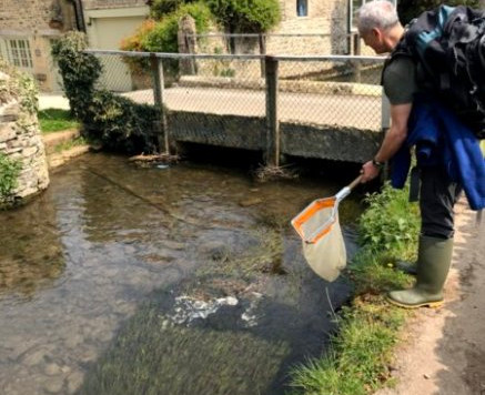 Naunton Sewage Works