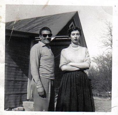 Frank and Rose Ann Prichard opened Roseanna's Italian Food in 1975.