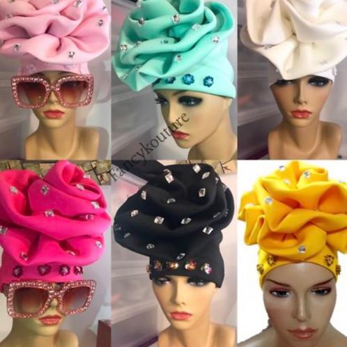 Rochelle Fancy Hats