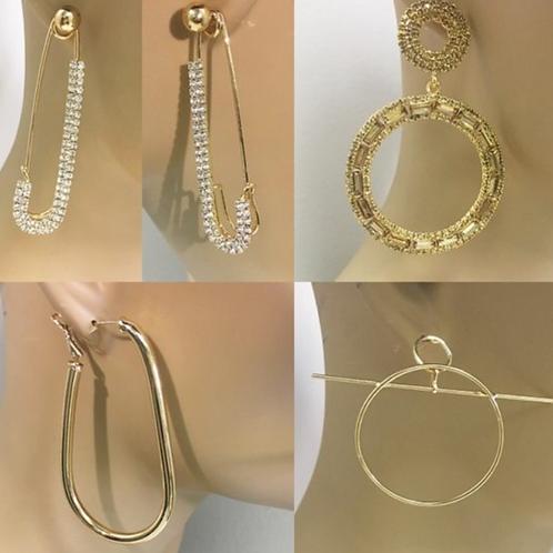Trendy Chic Earrings