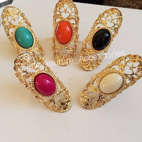 Fancy Colored Rings