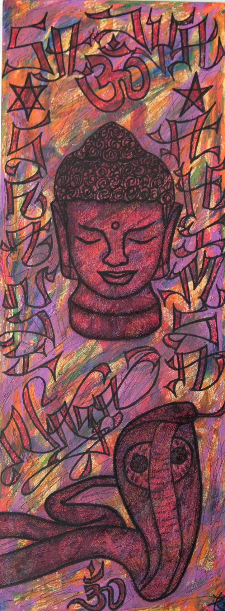 Punk Rock Buddhism 1 of 3