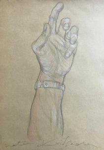 My Hand & My Rolex