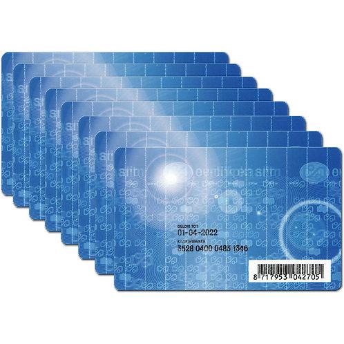 Anonieme OV-chipkaart