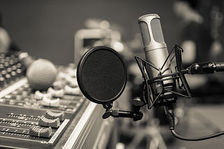 Radio and Podcast Production