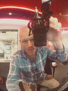Ed Palmer, owner 212 Radio