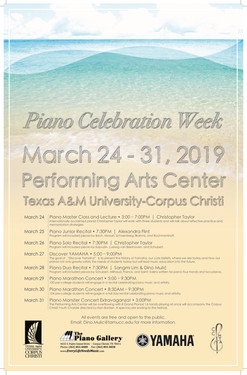 Second Annual Piano Celebration Week