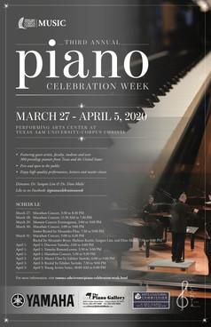 Third Annual Piano Celebration Week