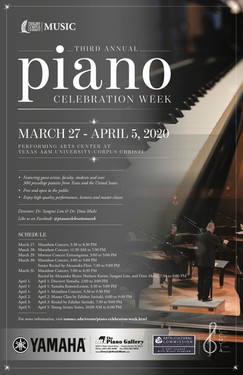 Third Annual Piano Celebration Week